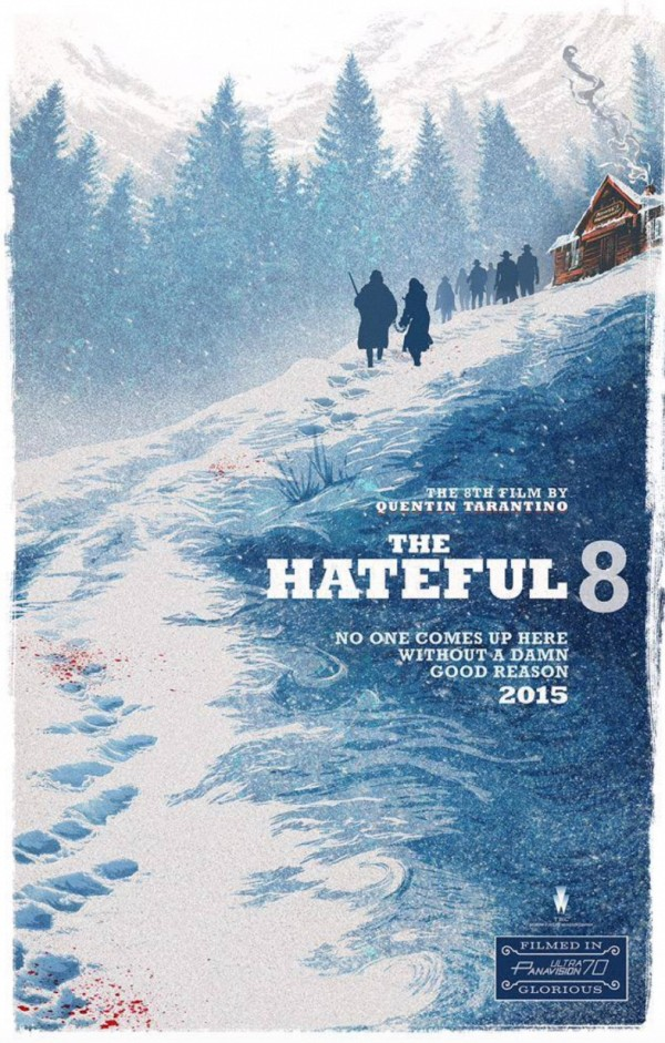 hateful-eight-poster-comic-con Foto 9